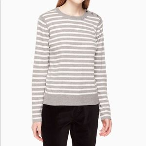 kate spade Sweaters - Kate spade star patch sweater